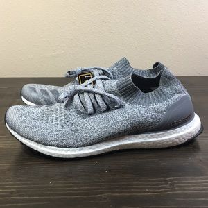adidas Shoes - 🔥SOLD🔥adidas UltraBoost Uncaged Grey/White Shoes